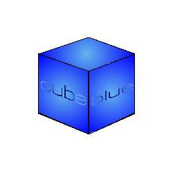 CubeBlue